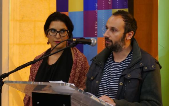 Serge Abiaad; Rebecca Cremona; Sunbird Award